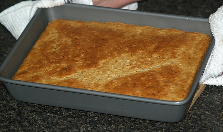 Baked in a 9x13 Baking Pan