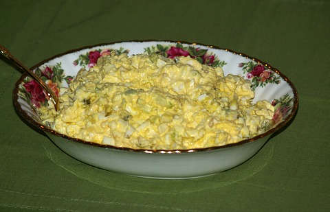 How to Make Egg Salad Recipe