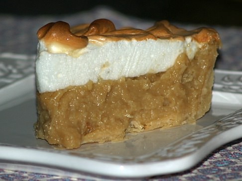 Favorite Butterscotch Pie Recipe