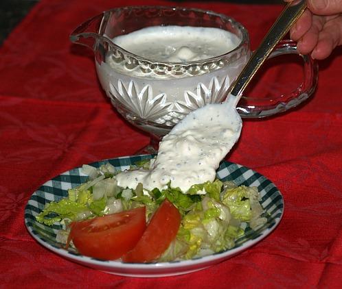 Feta Cheese Salad Dressing Recipe