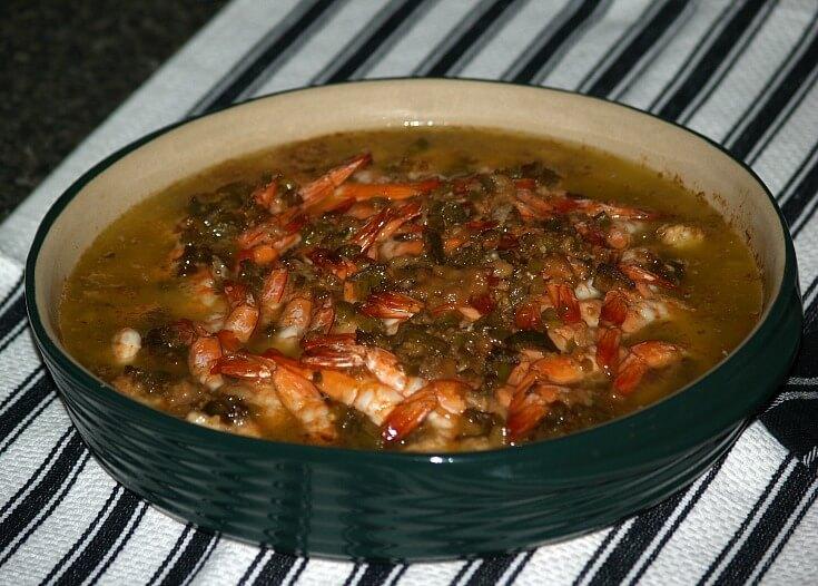 Fiery Shrimp Recipe