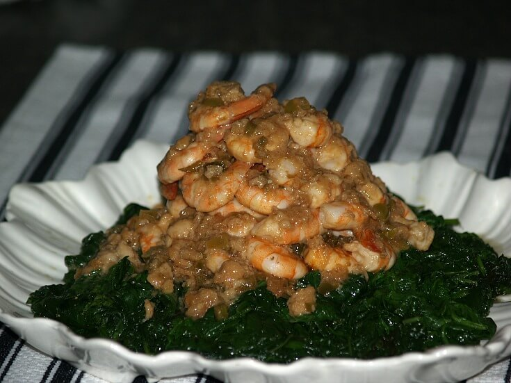 How to Cook Seafood like this Fiery Shrimp Recipe