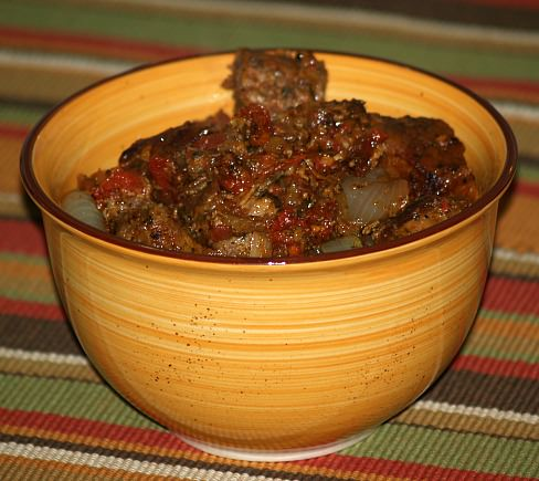 Flavorful Beef Stew Recipe