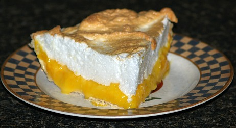 Florida Orange Meringue Pie
