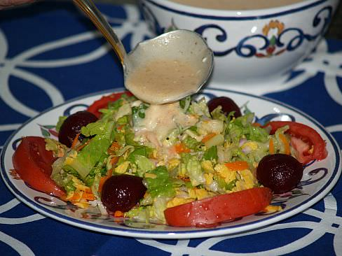 French Salad Dressing Recipe