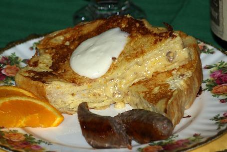 Stuffed French Toast Recipe