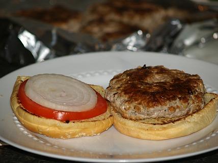Italian Ham Burgers