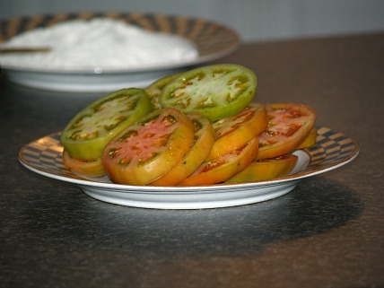 How to Make Fried Green Tomato Recipe