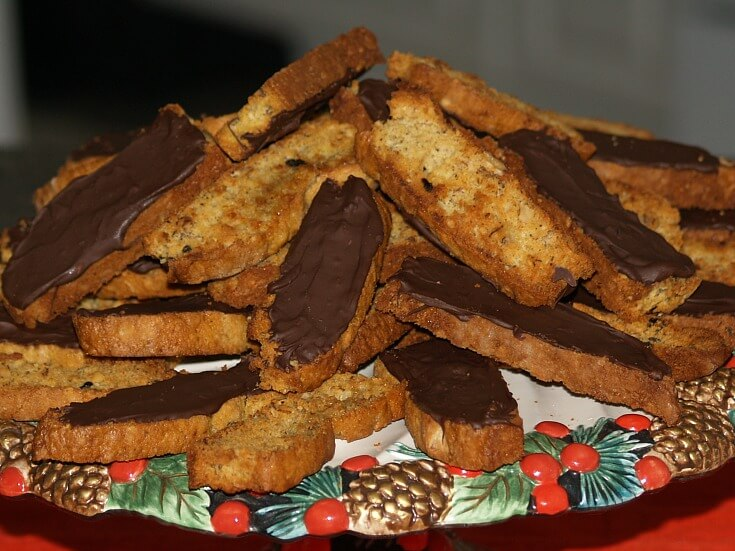 Fruit and Nut Biscotti Recipe