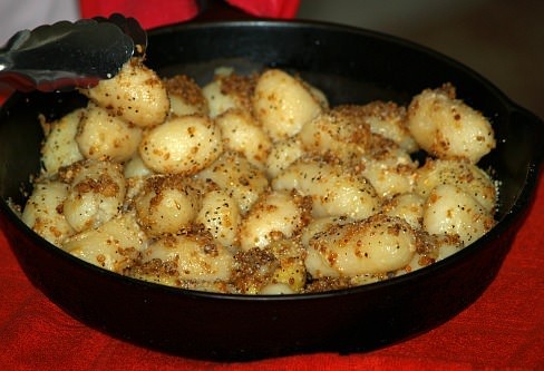 Garlic Potato Recipe