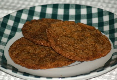 how to make ginger snaps