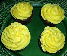 Mahogany Gourmet Cupcake Recipe