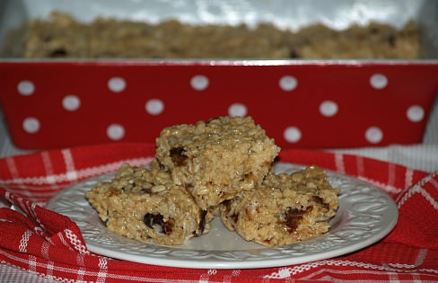 Granola Date Bar Recipe
