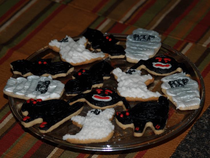 Brown Sugar Shortbread Cookies