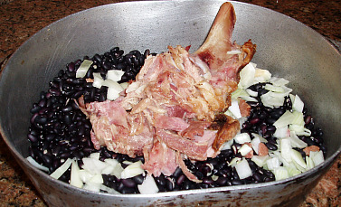 How to Cook Ham and Beans