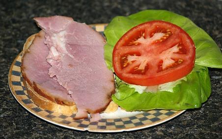 How to Make Ham Sandwich Recipe