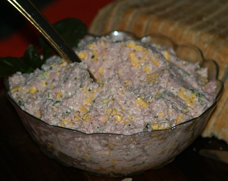 Ham Spread Recipe