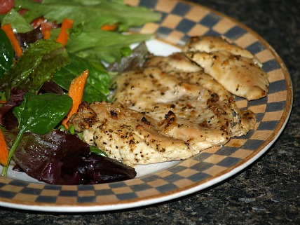 how to make healthy greek baked chicken recipe