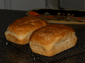 Healthy Bread Recipe