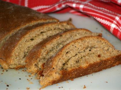 Hearty Pesto Bread Recipe