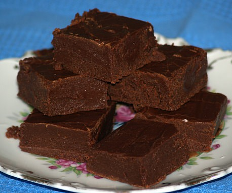 Hersheys Cocoa Fudge Recipe
