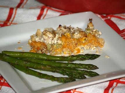 oriental hot chicken salad recipe