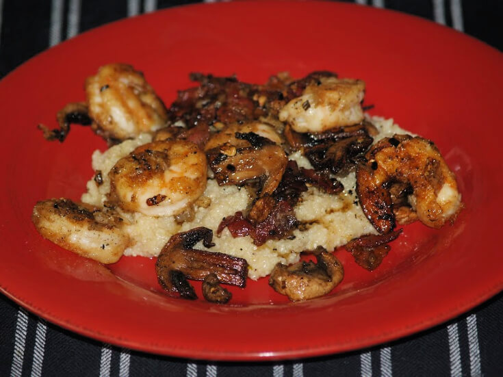 How to Cook Grits with Shrimp