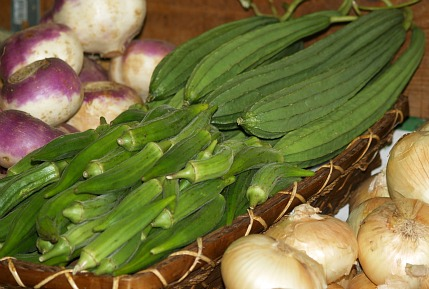 How to Cook Okra