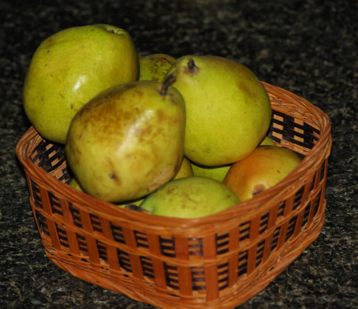 How to Cook Pears