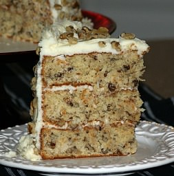 How to Make Black Walnut Cake