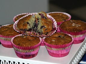 How to Make Blueberry Muffin Recipes