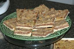 Recipe Cheesecake Bars