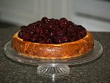 Recipe for Cherry Cheesecake