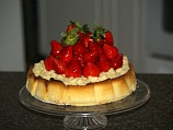 How to Make Strawberry Cheesecake