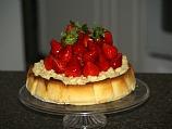 How to Make Strawberry Cheesecake