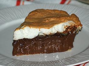 How to Make Chocolate Pie Recipe