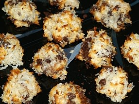 How to Make Coconut Cookie Recipes