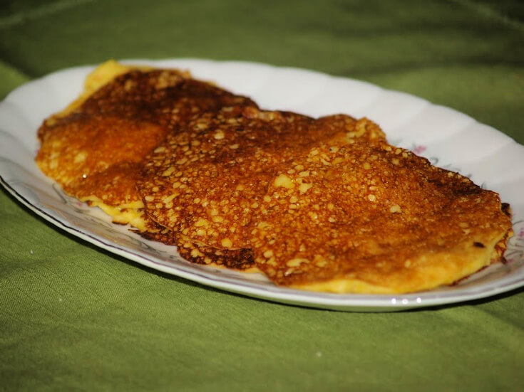 Spanish Corn Cakes