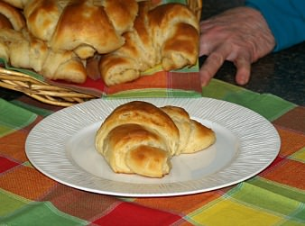How to make Croissants or Crescent Rolls