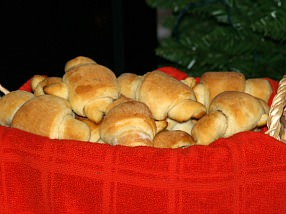 how to make dinner rolls