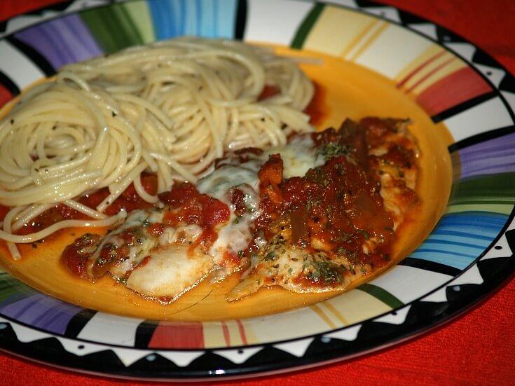 Italian Fish Fillets