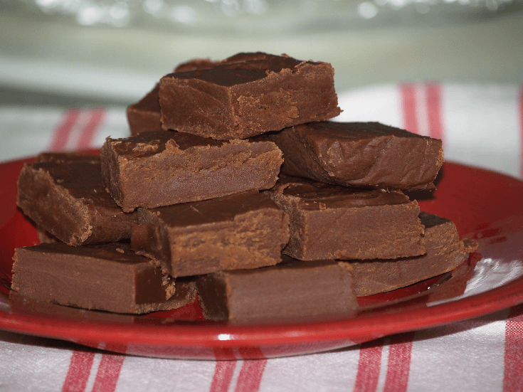 Old Fashioned Peanut Butter Fudge Recipe