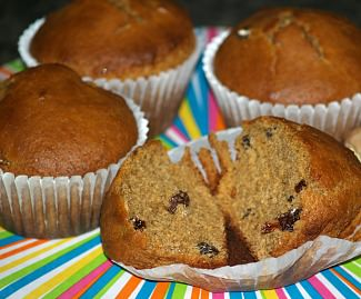 How to make Gingerbread Muffins