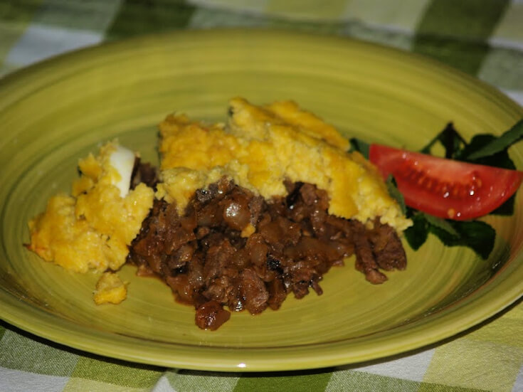 Mexican Beef Hash