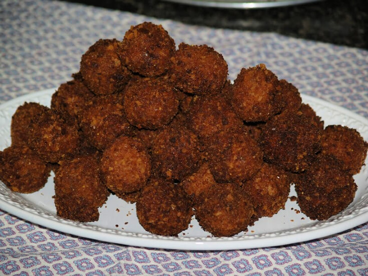 German Hush Puppies Recipe