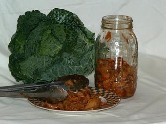 Canned Kimchi