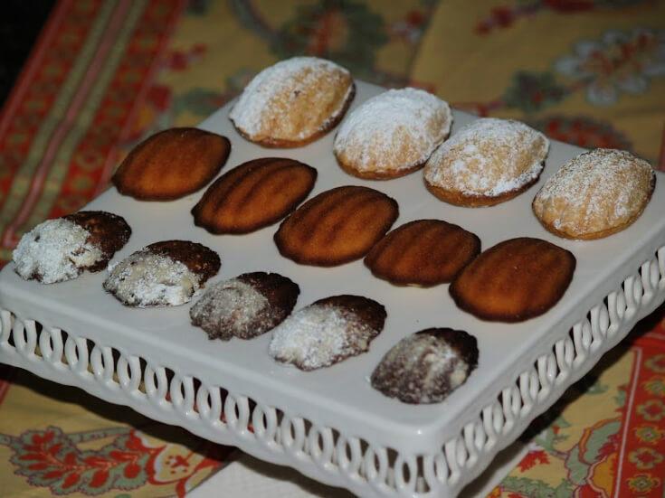 How to Make Madeleine Cookies
