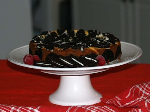 Classic Oreo Cheesecake Recipe