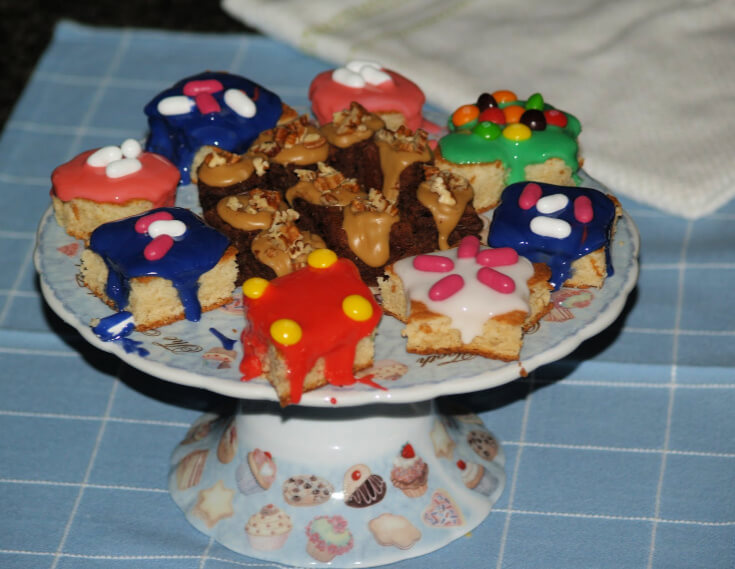 How to Make Petit Fours Recipes