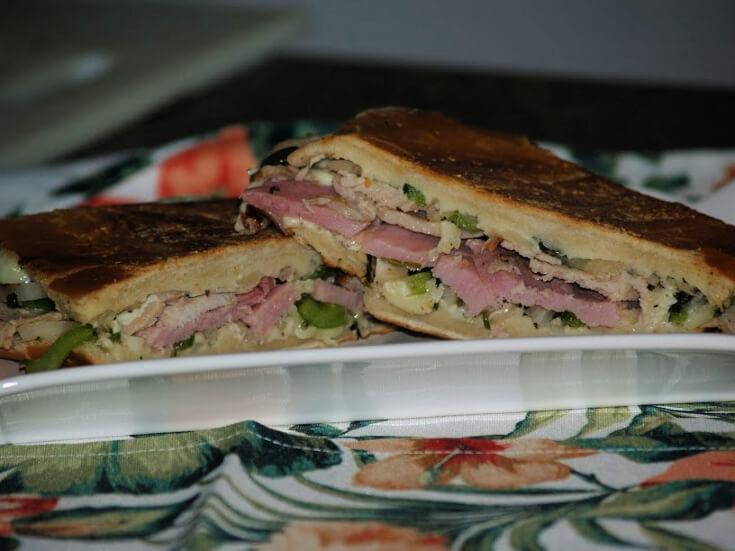 Smoky Cubano Sandwiches